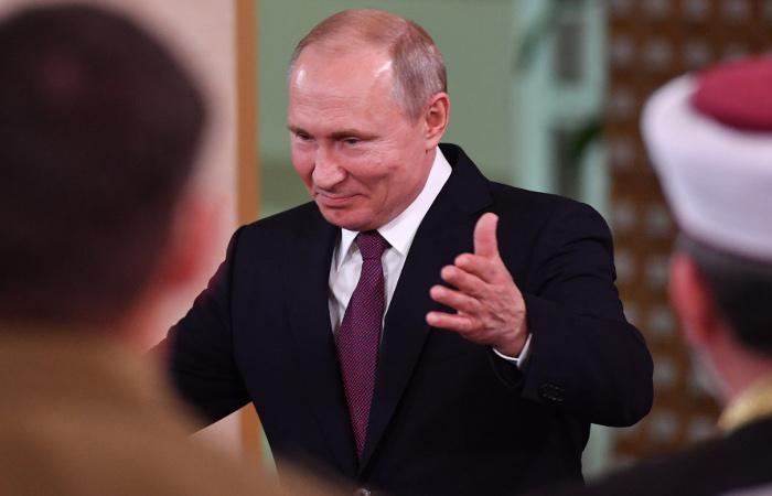 Foto: Yuri Kadobnov Pool/ AFP