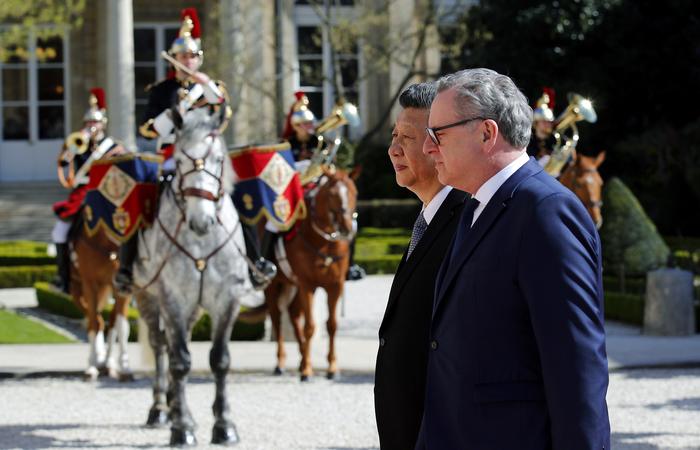 Foto: Francois Mori / POOL / AFP