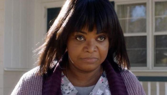 O terror Ma trará Octavia Spencer no papel de uma solitária malvada. Foto: Reprodução