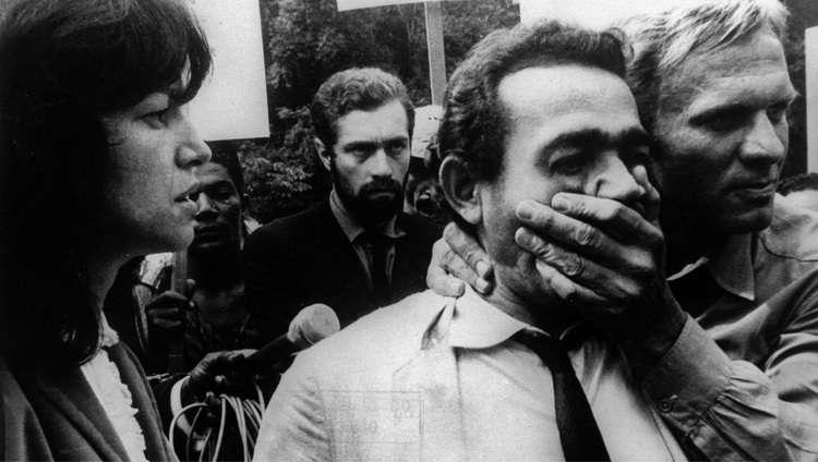 Cena do filme 'Terra em Transe', de 1967. Foto: Mapa Filmes do Brasil/ reprodução
