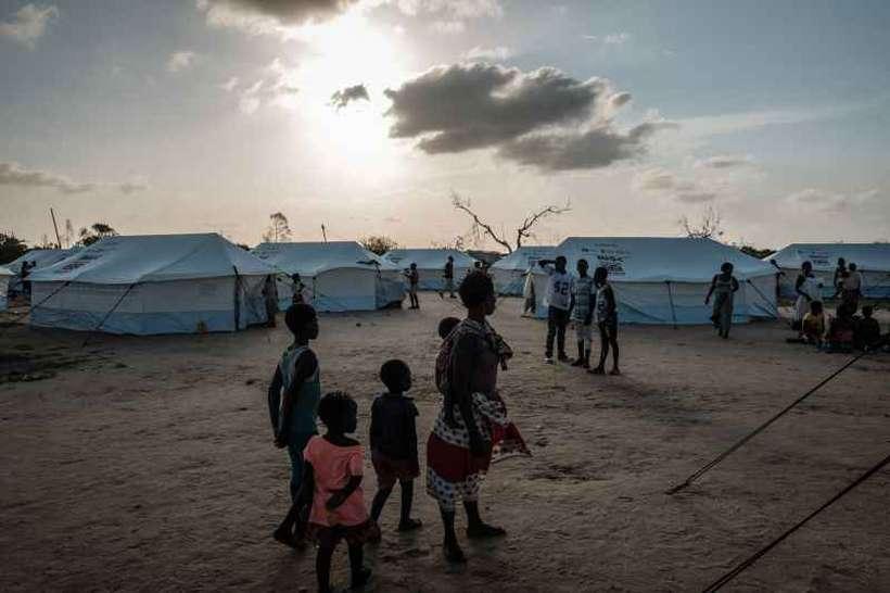 A previsão é de que a ajuda humanitária chegue à cidade de Beira - segunda maior do país, foi 90% destruída pelo ciclone - na tarde deste sábado (30/3). Foto: Yasuyoshi Chiba/AFP
