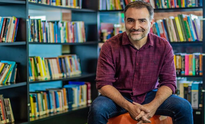 Rodrigo Pimentel diz que objetivo é crescer nacionalmente. Foto: Afferolab/Divulgação
