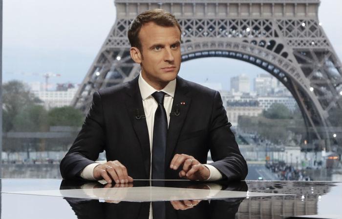 Macron é defensor da União Europeia. Foto: Francois Guillot/AFP (Macron é defensor da União Europeia. Foto: Francois Guillot/AFP)