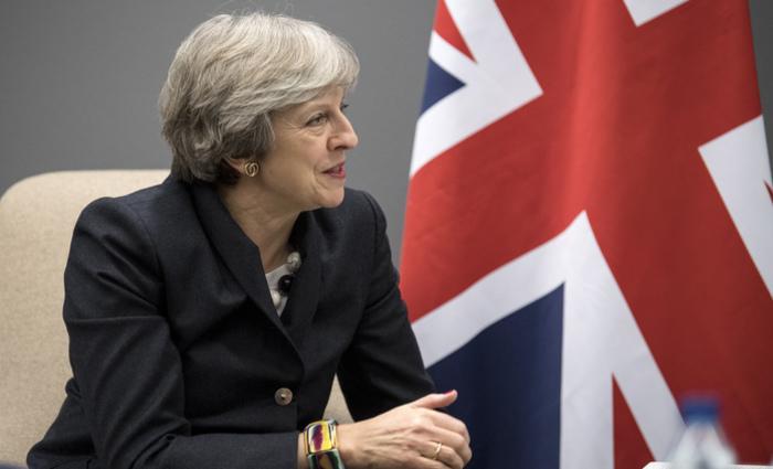 May sofre desgaste após terceira derrota consecutiva do acordo pelo Brexit no Parlamento. (Foto: Bjorn LARSSON ROSVALL /TT NEWS AGENCY /AFP) (May sofre desgaste após terceira derrota consecutiva do acordo pelo Brexit no Parlamento. (Foto: Bjorn LARSSON ROSVALL /TT NEWS AGENCY /AFP))