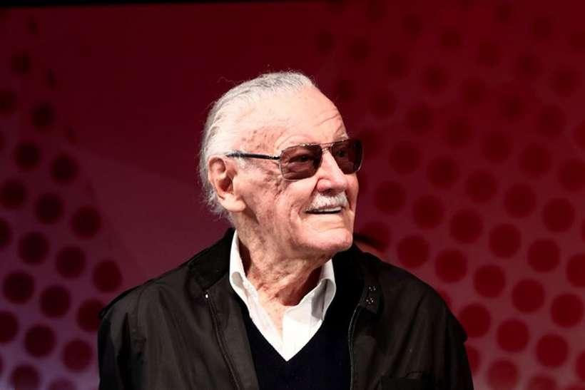 O ator e diretor Stan Lee era uma peça-chave nas produções da Marvel Comics. Foto: BEHROUZ MEHRI