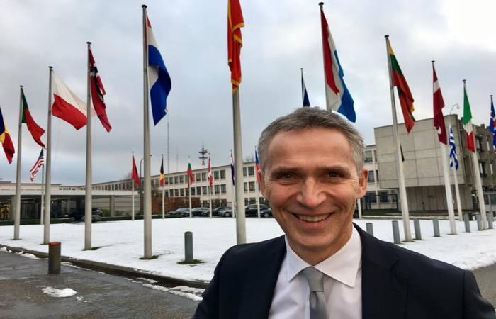 Jens Stoltenberg, secretário-geral da Otan. Foto: Reprodução/Facebook (Foto: Reprodução/Facebook)
