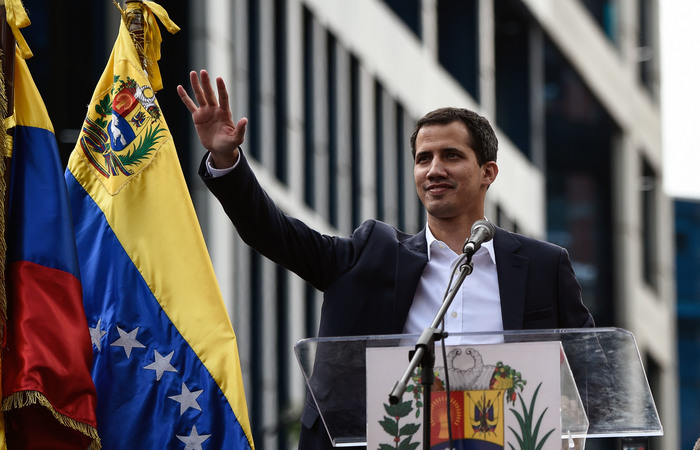 Foto: FEDERICO PARRA/AFP