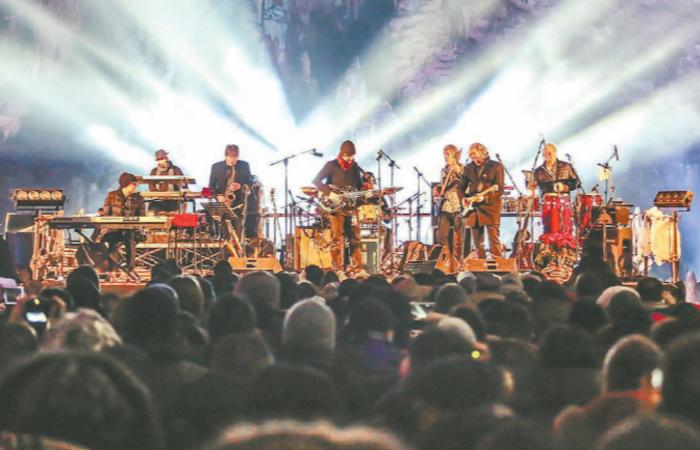 A DSL procura sempre agregar músicos que atuaram em turnÊs e álbuns do Dire Straits ao longo de 18 anos. Foto: Projeto/Divulgação/ Mariagrazia