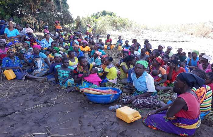 Ciclone Idai passou entre os dias 14 e 15 de março e deixou sudoeste da África devastado, tendo Moçambique como principal país afetado - Foto: Obra de Maria/Divulgação