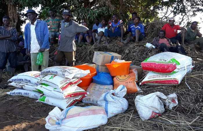 Dinheiro arrecadado servirá para compra de donativos como alimentos, cobertores, roupas e remédios - Foto: Obra de Maria/Divulgação