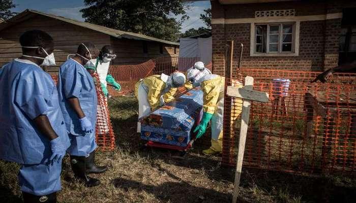 Desde o começo da epidemia, o número de casos chega a 1.117, dos quais 1.051 confirmados. Foto: John WESSELS/AFP Photo