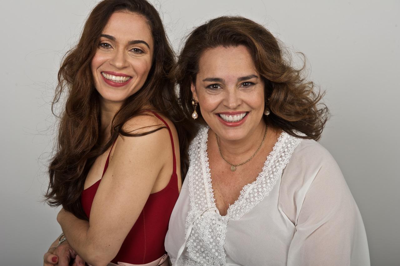 Ana e Suzy. Foto: Divulgação