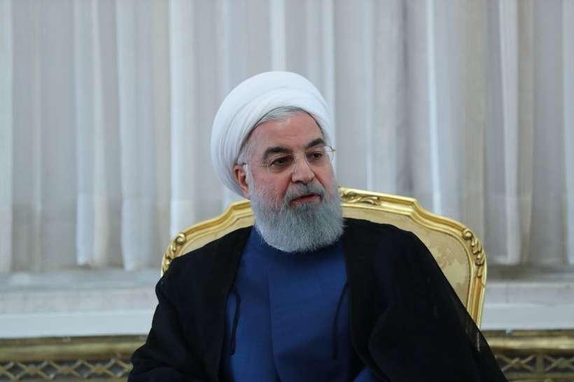 """Declaração vem um dia depois de Washington incluir a Guarda Revolucionária, tropa de elite do Irã, na lista de """"organizações terroristas"""". Foto: Iranian Presidency/AFP"""