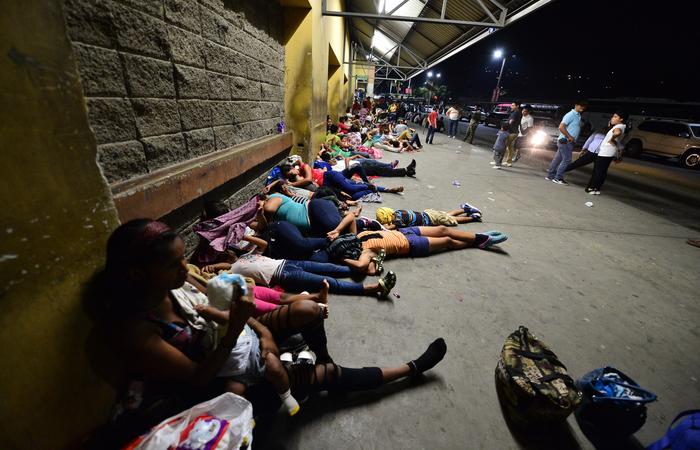 Foto: ORLANDO SIERRA / AFP