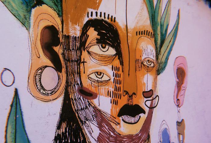 Graffiti Mural Balea. Foto: Mário Miranda/Divulgação