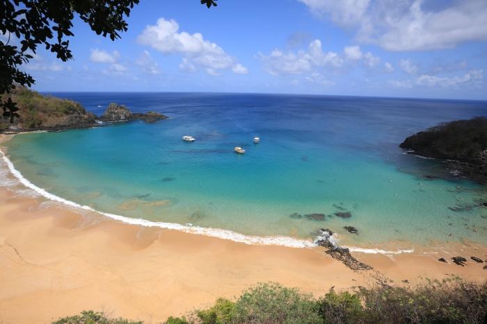 Arquipélago que recebeu mais de 100 mil visitantes no ano passado reforçou medidas de preservação. Foto: Teresa Maia/DP.
