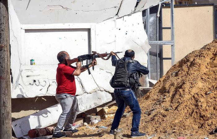 Foto: Mahmud TURKIA / AFP