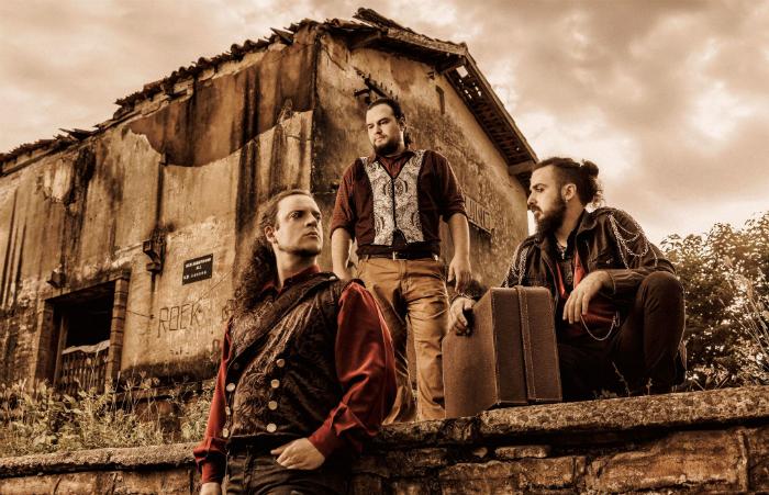 A paulista Maestrick surgiu em 2006 com a proposta de mesclar rock progressivo com heavy metal. Foto: Maestrick/Divulgação