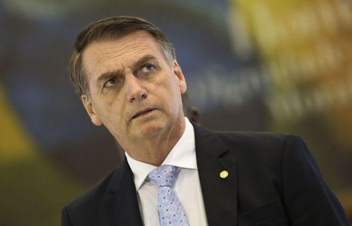 Presidente Jair Bolsonaro completou 100 dias de governo na última quarta-feira, 10 de abril. (Foto: Marcelo Camargo/Agência Brasil) (Presidente Jair Bolsonaro completou 100 dias de governo na última quarta-feira, dia 10 de abril. (Foto: Marcelo Camargo/Agência Brasil))