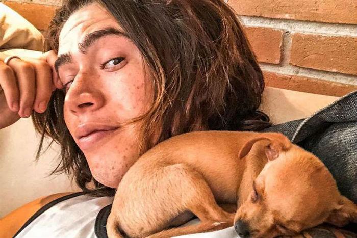 """O humorista revelou até não ter """"tanta vontade de viver"""". Foto: Reprodução Instagram / Correio Braziliense"""