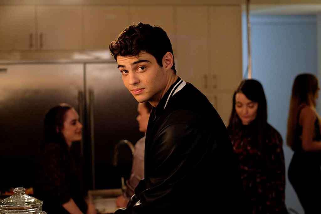 Em 'O date perfeito', Noah Centineo é Brooks, criador de um serviço de acompanhantes para garotas. Foto: Netflix/divulgação
