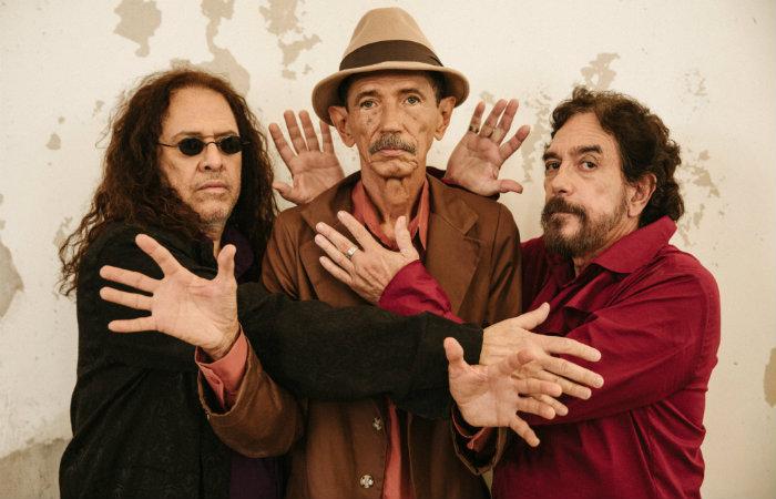 Grupo pernambucano está de volta com Vendavais, 45 anos após o disco de estreia. Foto: Flora Negri/Divulgação