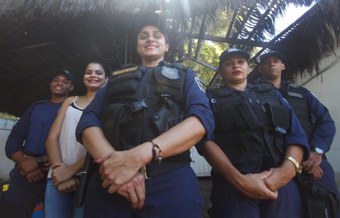 Grupo tem como principal arma o comprometimento com os direitos da mulher. Foto: Mandy Oliver/DP. (Grupo tem como principal arma o comprometimento com os direitos da mulher. Foto: Mandy Oliver/DP.)