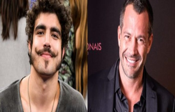 Caio Castro E Malvino Salvador Serão Casal Gay Em Nova