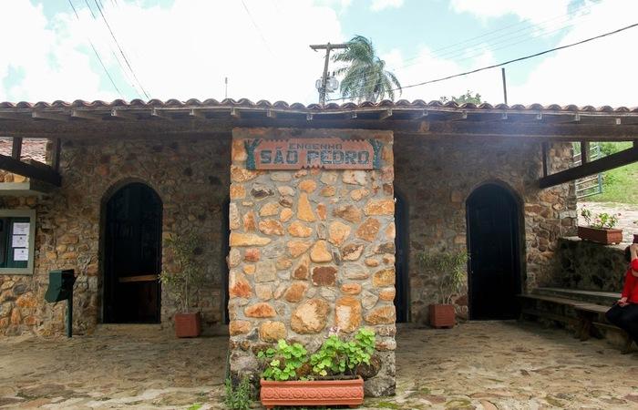 O engenho foi erguido no início do século XX. Foto: Chico Andrade/SeturPE