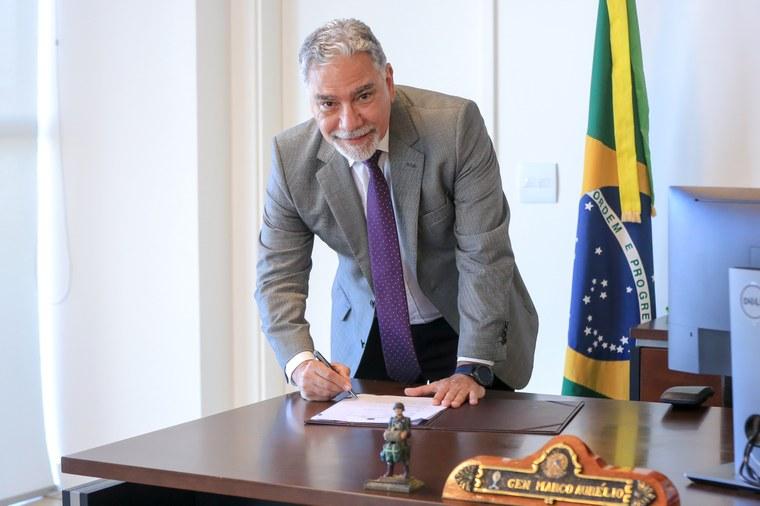 Foto: Breno Barros/Ministério da Cidadania
