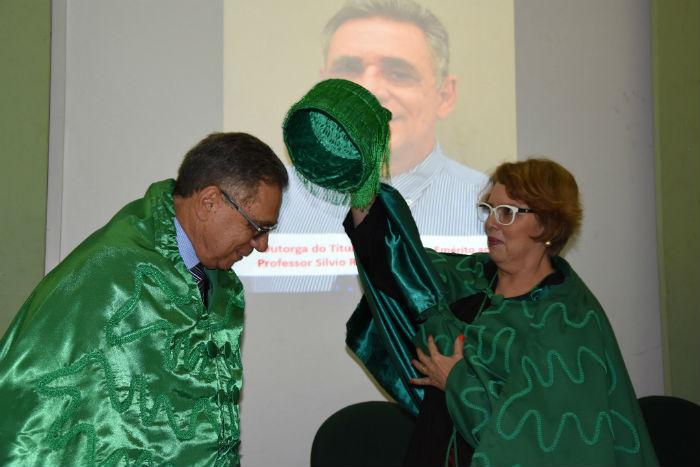 Solenidade aconteceu no campus Recife da UFPE. Foto: Passarinho/Divulgação.