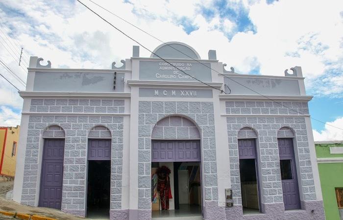 A Casa do Careta fica no bairro do Alto da Boa Vista. Foto: Chico Andrade/SeturPE