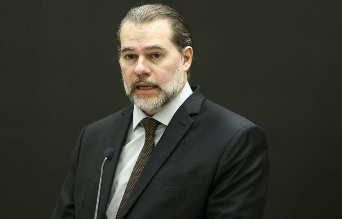 Na terça, 16, senadores afirmaram que entrarão com um pedido destes contra o atual presidente da corte, Dias Toffoli. Foto: Marcelo Camargo/Agência Brasil