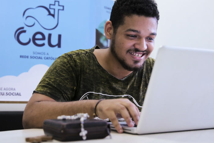 A rede Céu foi iniciada em novembro apenas em fase de testes. Foto: Tarciso Augusto/Esp. DP.