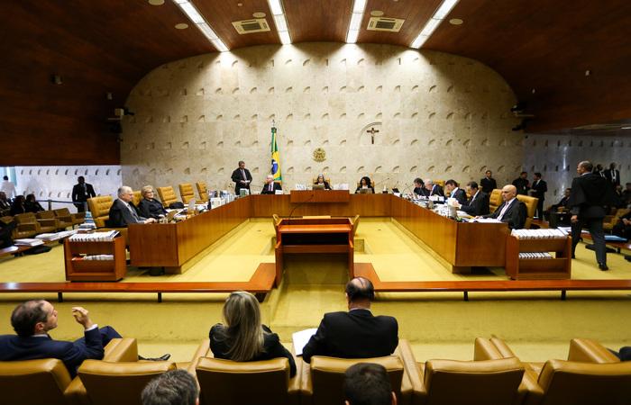 Plenário do Supremo Trinunal FederalMarcelo Camargo/Agência Brasil