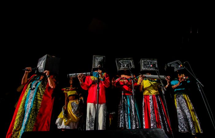 Beth de Oxum e Coco de Umbigada. Foto: Pei Fon/Divulgação