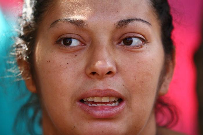 Luana voltou ao Imip e concedeu entrevista ao Diario. Foto: Peu Ricardo/DP.