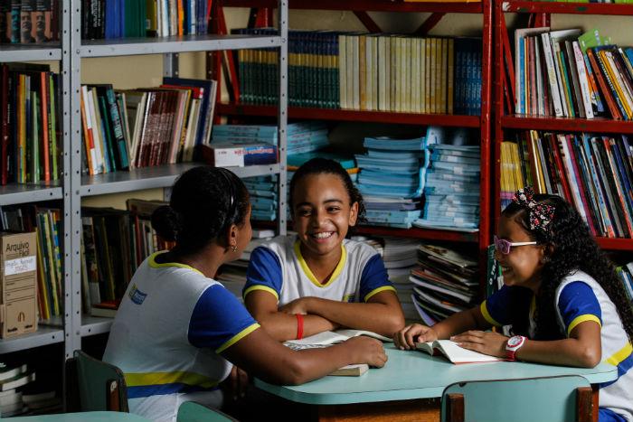 Projetos de escolas públicas municipais e estaduais podem ser inscritos. Foto: Rafael Martins/DP.