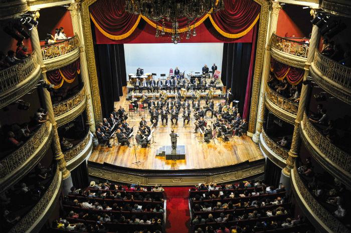 Concerto com entrada gratuita acontece no Teatro de Santa Isabel. Foto: Wesley D'Almeida/PCR/Divulgação.
