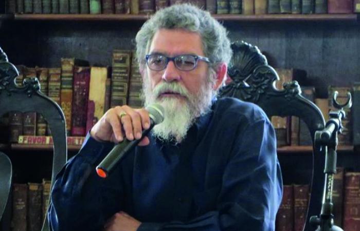 Caesar Sobreira, professor de Antropologia da UFRPE. Foto: Cepe/Divulgação