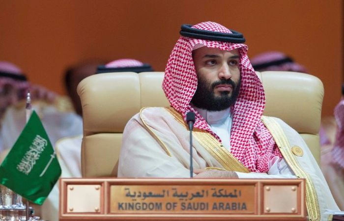 Príncipe herdeiro da Arábia Saudita, Mohamed bin Salmán - Foto: AFP