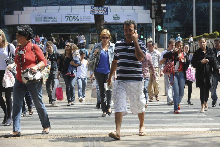 Pesquisa mostra que brasileiros esperam inflação de 5,3% nos próximos 12 meses. Foto: Arquivo/WILSON DIAS-ABR