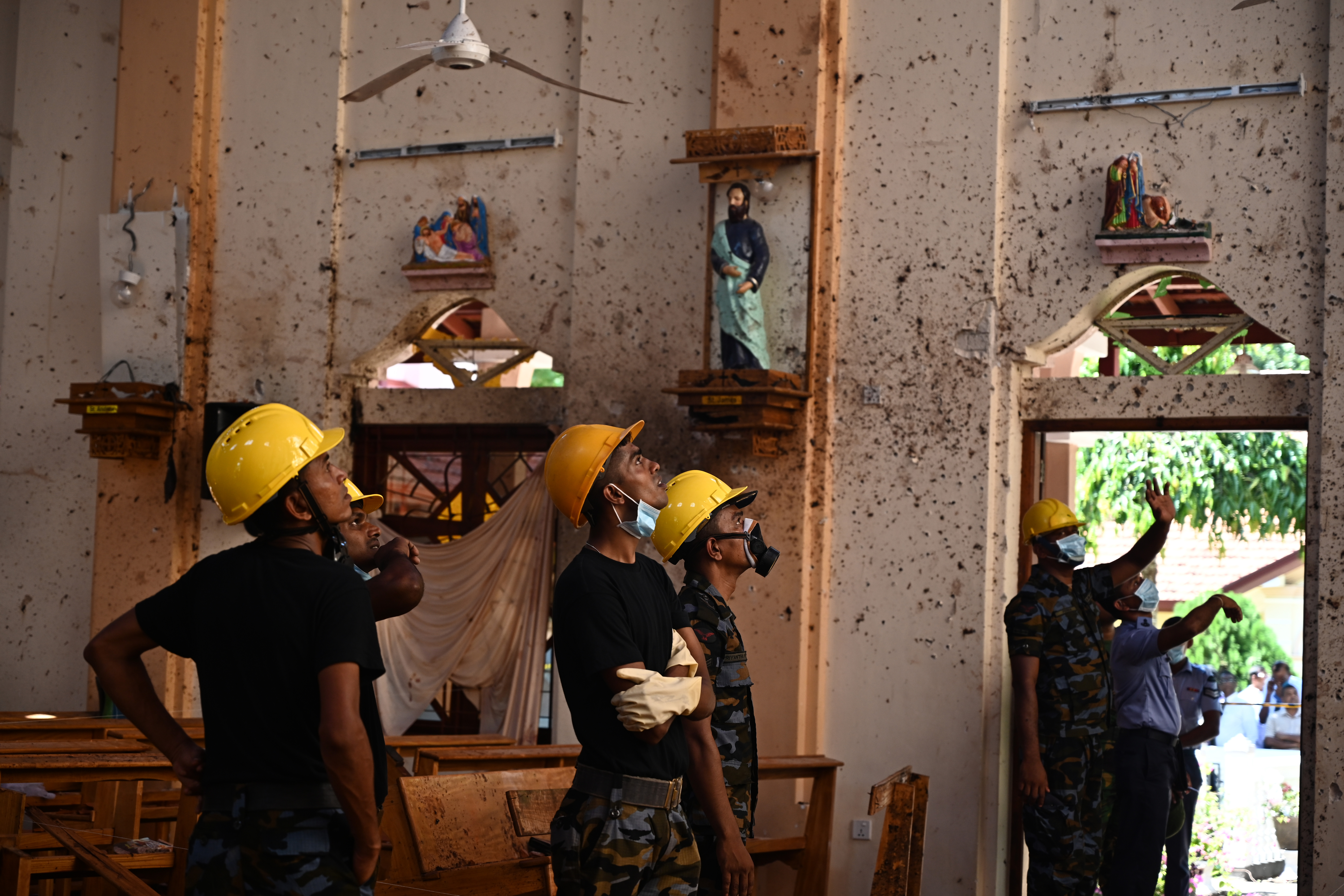 Foto: Jewel SAMAD / AFP
