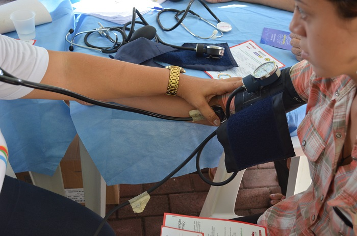 Dia mundial faz alerta contra a hipertensão. Crédito: Malu Cavalcanti/ Esp. DP