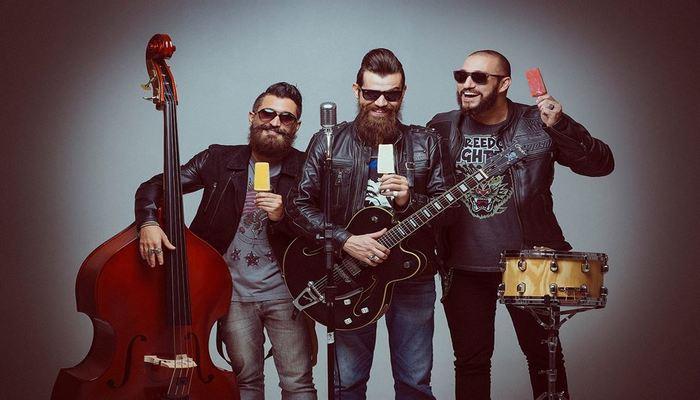 Na programação musical, shows das bandas Allycats, Downtown Band e Matéria Prima. Foto: Divulgação