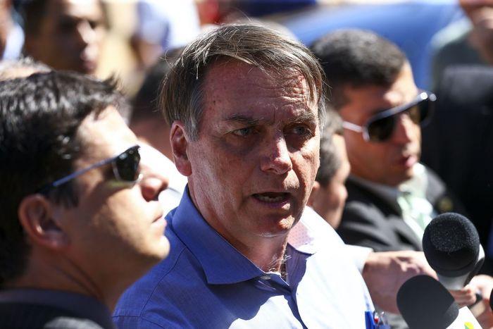 """Presidente criticou possível """"doutrinação"""" de professores. Foto: Agência Brasil/Divulgação"""