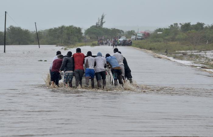 Foto: Emidio Josine / AFP