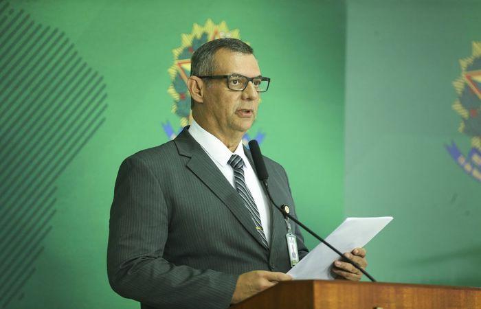 O porta-voz da Presidência República, Otávio Rêgo Barros. Foto: Valter Campanato/Agência Brasil