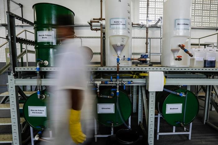 Resultado de imagem para Biorrefinaria experimental será inaugurada na UFPE