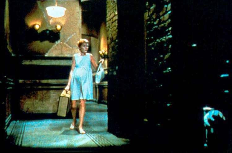 Mia Farrow em cena de O bebê de Rosemary, uma das atrações da grade da Darkflix, que será lançada em maio. Foto: Divulgação